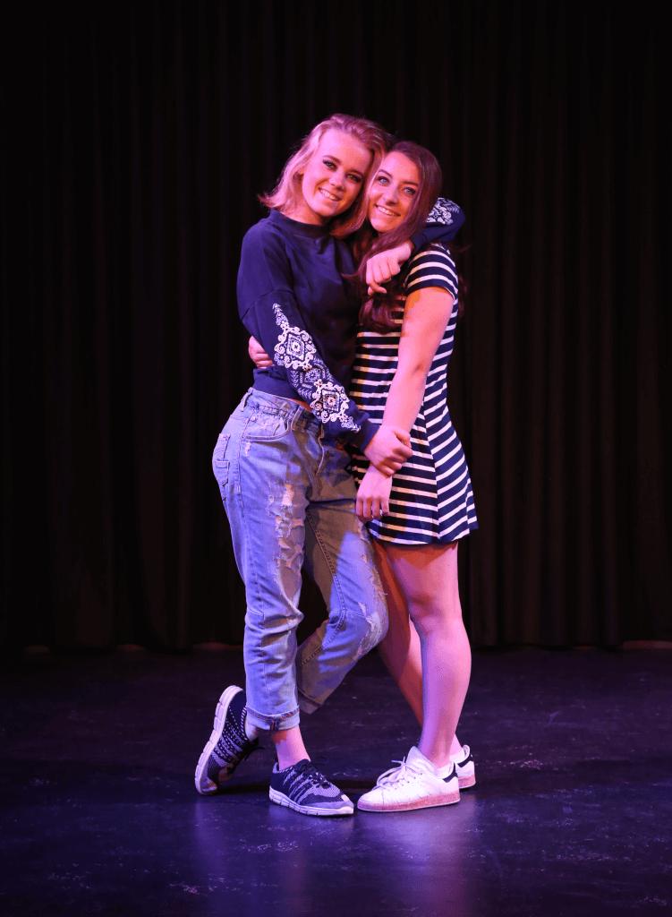 1 (34) Christa & vriendinnetje Elkie_snip